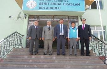 ŞEHİT ERDAL ERASLAN ORTAOKULU resmi